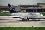 Boeing 737-530, Lufthansa Express JP6190455.jpg