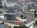 Bogotá - Edif en construcción Tadeo Lozano calle 26.JPG