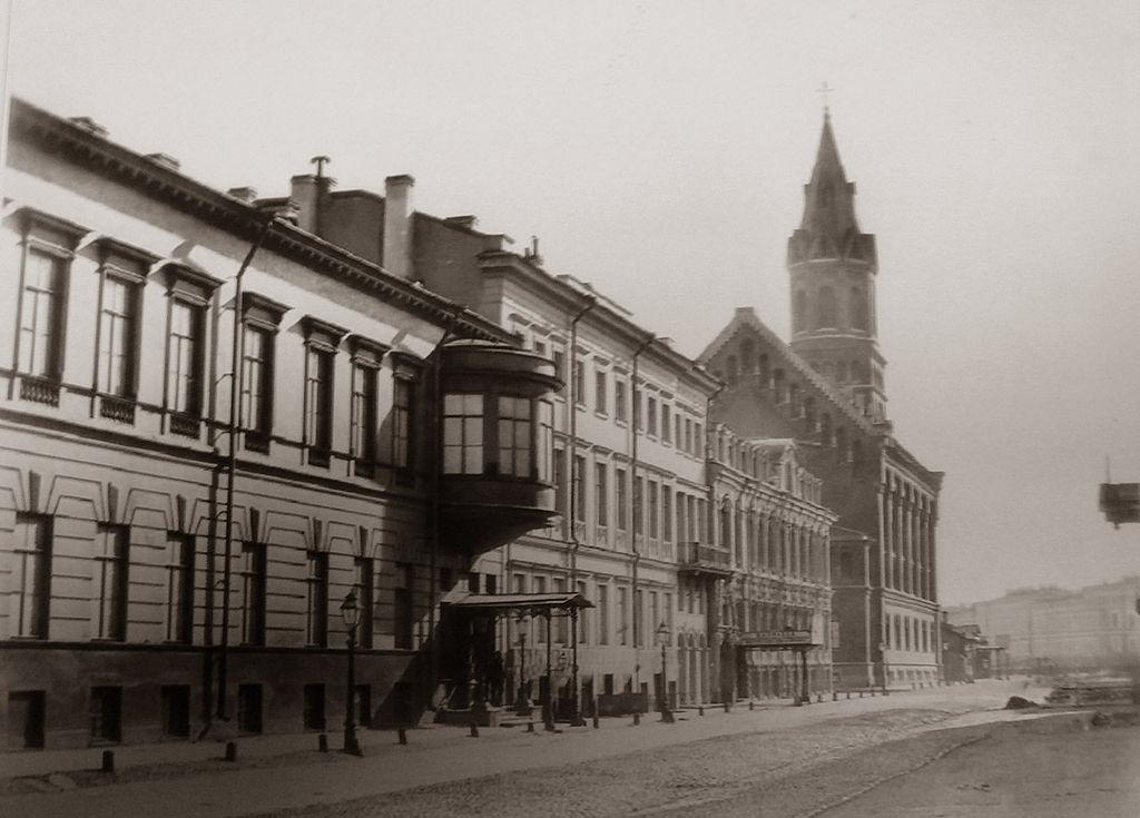 особняк историка и мецената Александра Половцова в Санкт-Петербурге
