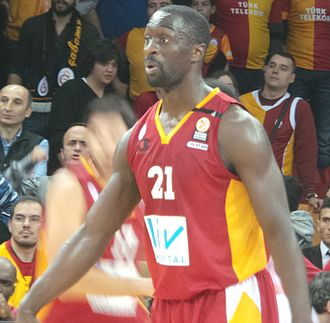 NBA G League All-Star Game Most Valuable Player Award - Image: Bonsu'13 14(2)