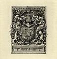 Bookplate-George Frederick Ernest Albert Prince of Wales.jpg