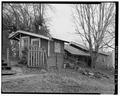 Boone-Truly Ranch, Wash House, 11119 Northeast 185th Street, Bothell, King County, WA HABS WASH,17-BOTH,1B-2.tif