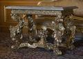 Bord i stora salongen. Barock - Hallwylska museet - 106998.tif