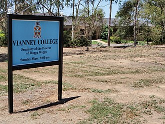 Boorooma, New South Wales - Vianney College, Boorooma