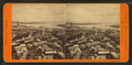 Boston Harbor and East Boston, from Bunker Hill monument, by Soule, John P., 1827-1904.png