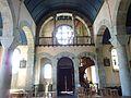 Botmeur église 7 Le fond de l'église.JPG