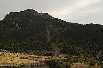 Jebel Boukornine - Jebel Boukornine
