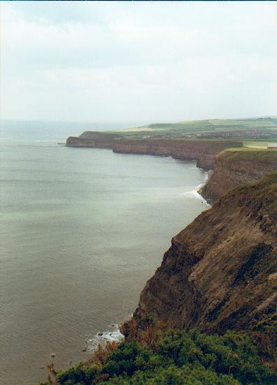 Boulby Cliff - geograph.org.uk - 136308