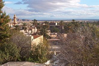 Bou Saâda - Image: Bousaayel