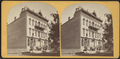 Bradley Opera House, Fort Edward, N.Y, from Robert N. Dennis collection of stereoscopic views.png