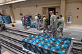 Bragg Soldiers Load 600 Bundles for Haiti DVIDS242814.jpg