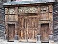 Brama przy kościele parafialnym p.w. św. Marcina i Wniebowzięcia NMP w Krynkach.jpg