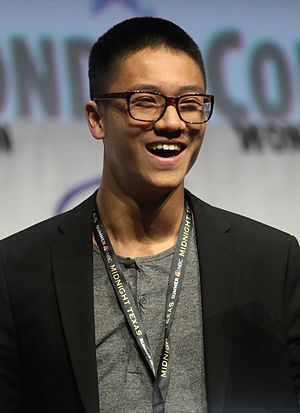 Brandon Soo Hoo - Soo Hoo at WonderCon 2017