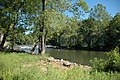 Brandywine Creek at Hagley Museum Wilmington DE.JPG