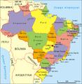 Brasil administrative map PL.png