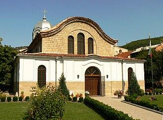 Bratsigovo - Image: Bratsigovo church St John Precursor