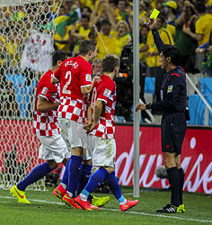 Brazil and Croatia match at the FIFA World Cup 2014-06-12 (30).jpg