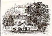 Brentwood School, 1847