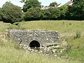 Bridge over the Hoddnant at Eglwys Brewis, Nr Boverton - geograph.org.uk - 856750.jpg