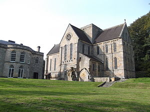 Brinkburn Priory - Image: Brinkburn Priory