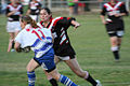 Brisbane women's rugby league grand final, September 2005. Brothers Ipswich vs West Centenary.jpg
