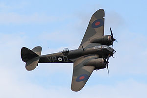 Bristol Blenheim - East Fortune Air Show (20005728736).jpg