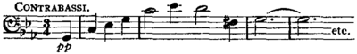 Britannica Double bass Beethoven Fifth Scherzo Intro.png