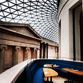 British Museum - restaurant and roof detail.jpg