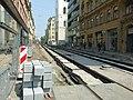 Brno, Brno-Město, Náměstí Svobody, rekonstrukce TT.JPG