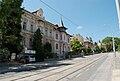 Brno-Masarykova čtvrť - původní německé domy na jižní straně Údolní ulice.jpg