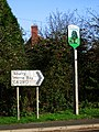 Broad Oak village sign - geograph.org.uk - 1005220.jpg