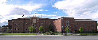 Broadwater County, Montana - Image: Broadwater county courthouse