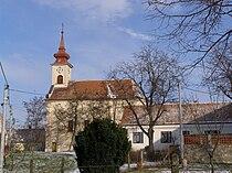 Brod nad Dyjí, kostel Jana Nepomuckého 01.jpg