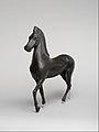 Bronze statuette of a horse MET DP120125.jpg
