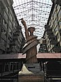 Brooklyn Army Terminal, Statue of liberty.jpg