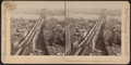 Brooklyn Bridge from World building, New York, U.S.A, from Robert N. Dennis collection of stereoscopic views.png