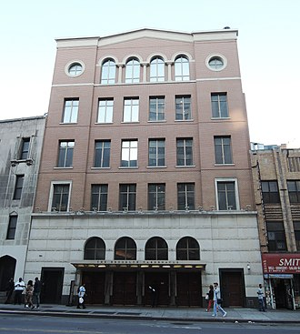 Brooklyn Tabernacle - Image: Brooklyn Tabernacle Smith St evening jeh