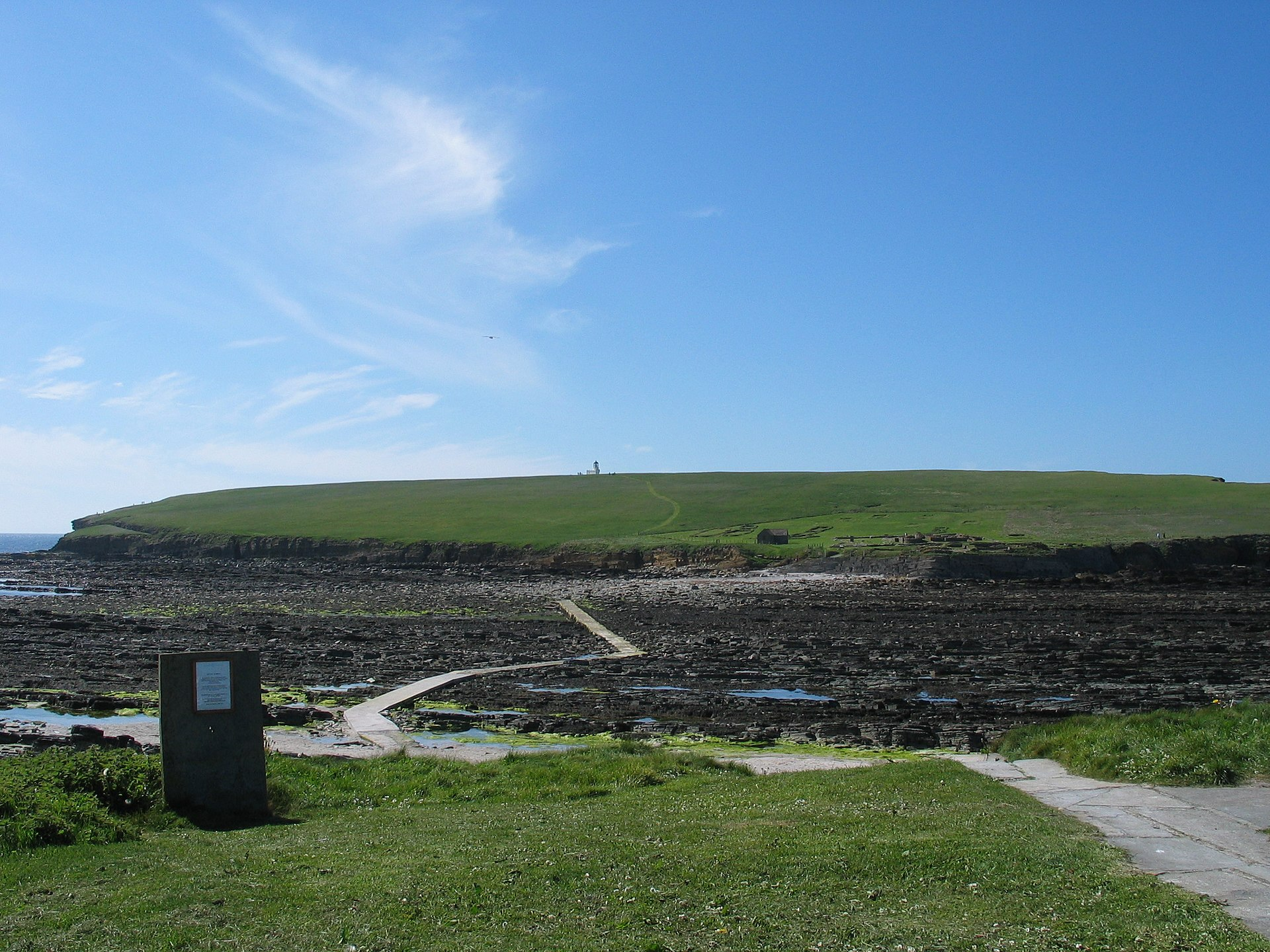 list of places in orkney wikipedia