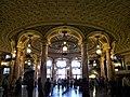 Bucuresti, Romania. ATHENEUL ROMAN. (Interior-Hall) (9) (B-II-m-A-18789).jpg