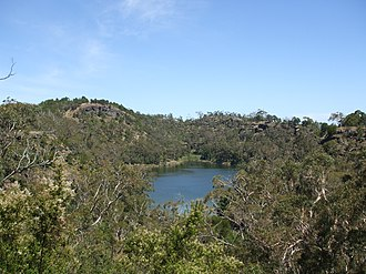 Mount Eccles National Park - Lake Surprise within the national park