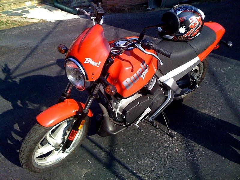 Angel Eyes Motorcycle Headlights Suzuki