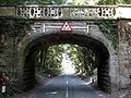 Buerton Approach bridge over the B5130 - geograph.org.uk - 1611560.jpg