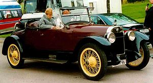 Buick Master Six - Image: Buick Roadster 1922