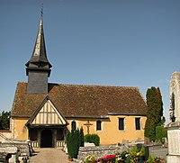 Buis sur Damville - église sainte Radegonde de Morainville.jpg