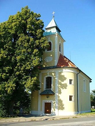 Bukovinka - Image: Bukovinka kostel