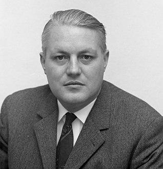 Gerhard Stoltenberg German politician and minister