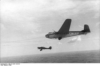 Deutsche Forschungsanstalt für Segelflug - A DFS 230