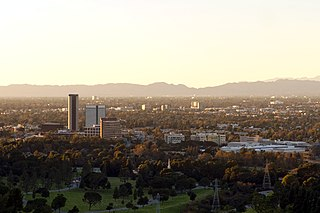 Burbank, California City in California, United States