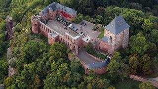 Nideggen Castle castle