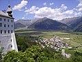 Burgusio e la Val Venosta da Monte Maria - panoramio.jpg